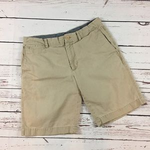 Banana Republic chino shorts size 32 khaki